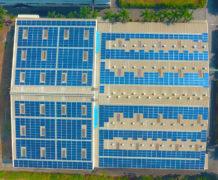 Top View of Sansera Engineering Ltd Plant